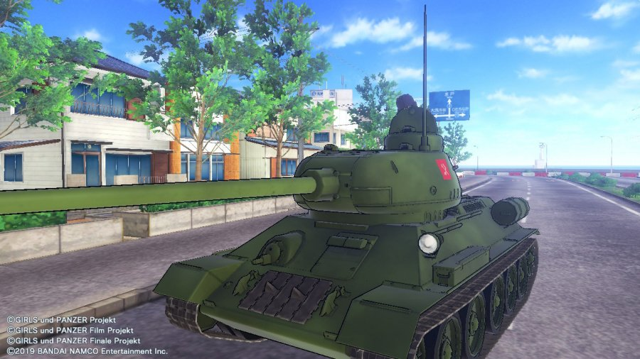 Girls Und Panzer: Dream Tank Match DX Review - Screenshot 4 of 7