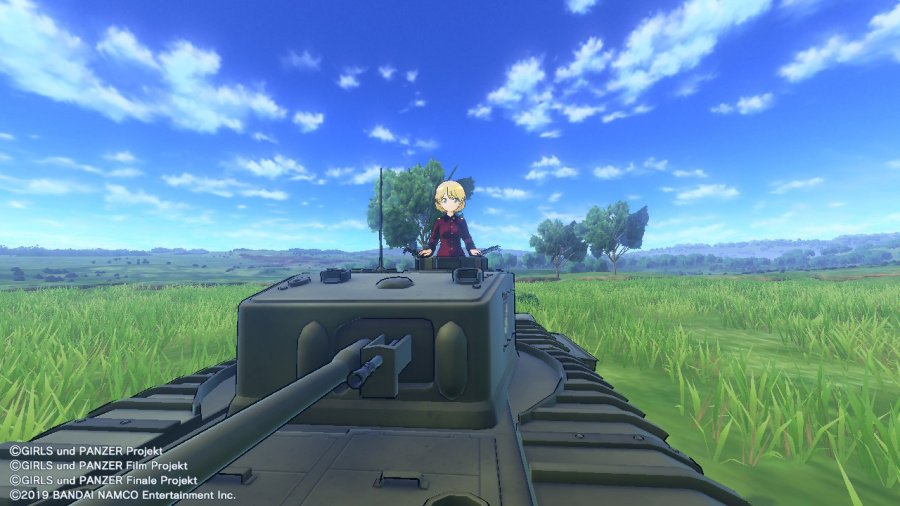 Girls Und Panzer: Dream Tank Match DX Review - Screenshot 2 of 6