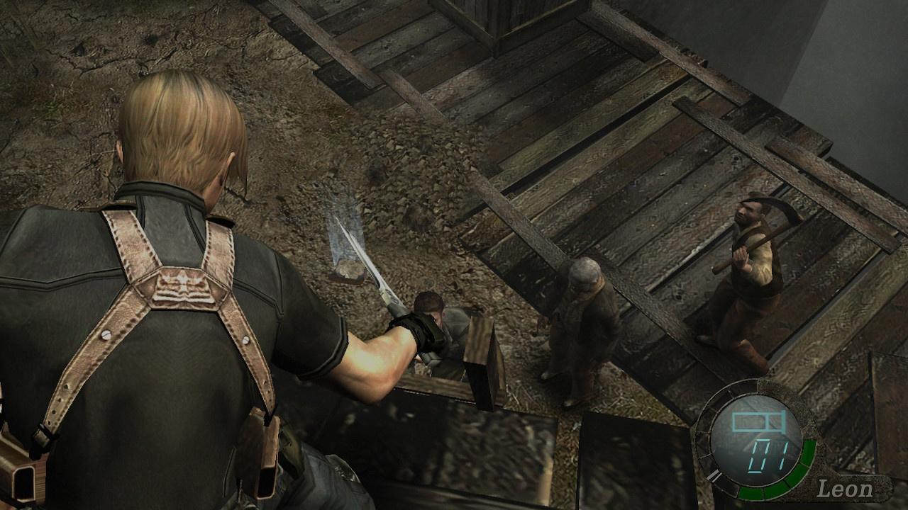 Resident Evil 4 Review (Switch eShop)   Nintendo Life