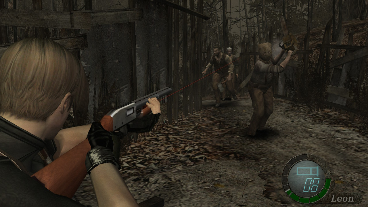 Resident Evil 4 Review Switch Eshop Nintendo Life