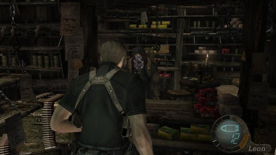 Resident Evil 4 Review - Screenshot 1 of 4