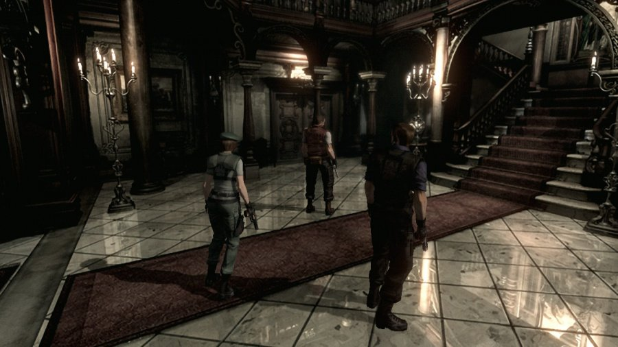 Resident Evil Review - Screenshot 5 of 6