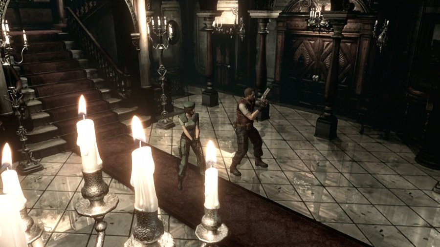 Resident Evil Review - Screenshot 4 of 6