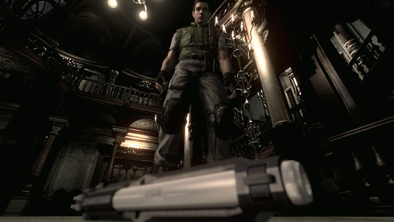 Resident Evil Review (Switch eShop)   Nintendo Life