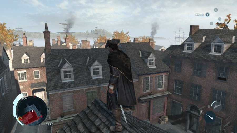 Assassin's Creed III Remastered Review - Screenshot 1 of 6