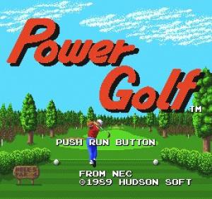 Power Golf Review - Screenshot 1 of 2