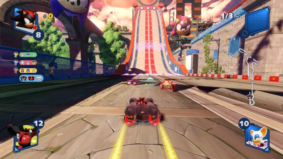Team Sonic Racing Review - Screenshot 5 of 6