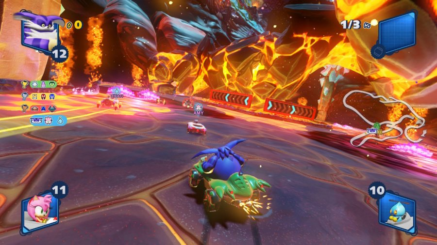 Team Sonic Racing Review - Screenshot 3 of 6