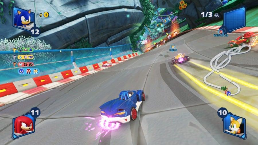 Team Sonic Racing Review - Screenshot 2 of 6
