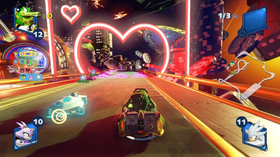 Team Sonic Racing Review - Screenshot 6 of 6