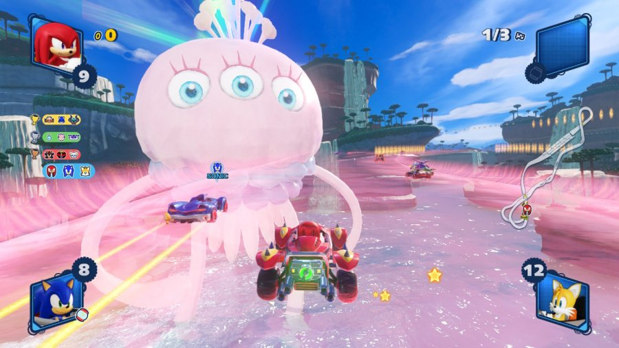 Team Sonic Racing Review - Screenshot 4 of 6