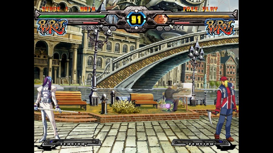Guilty Gear 20th Anniversary Edition Review - Screenshot 3 of 6