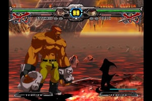 Guilty Gear 20th Anniversary Edition Screenshot