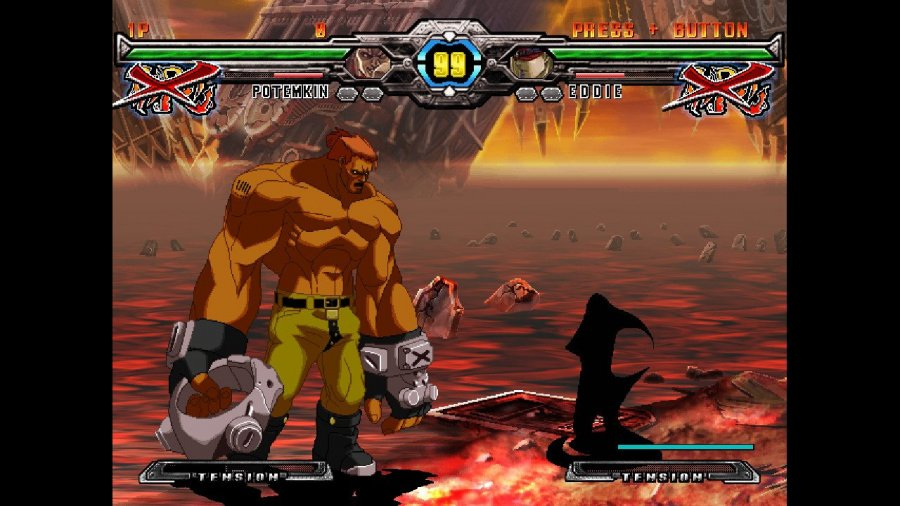 Guilty Gear 20th Anniversary Edition Review - Screenshot 5 of 6