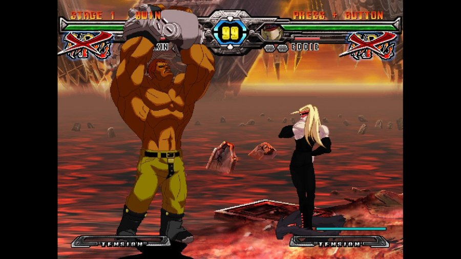 Guilty Gear 20th Anniversary Edition Review - Screenshot 4 of 6