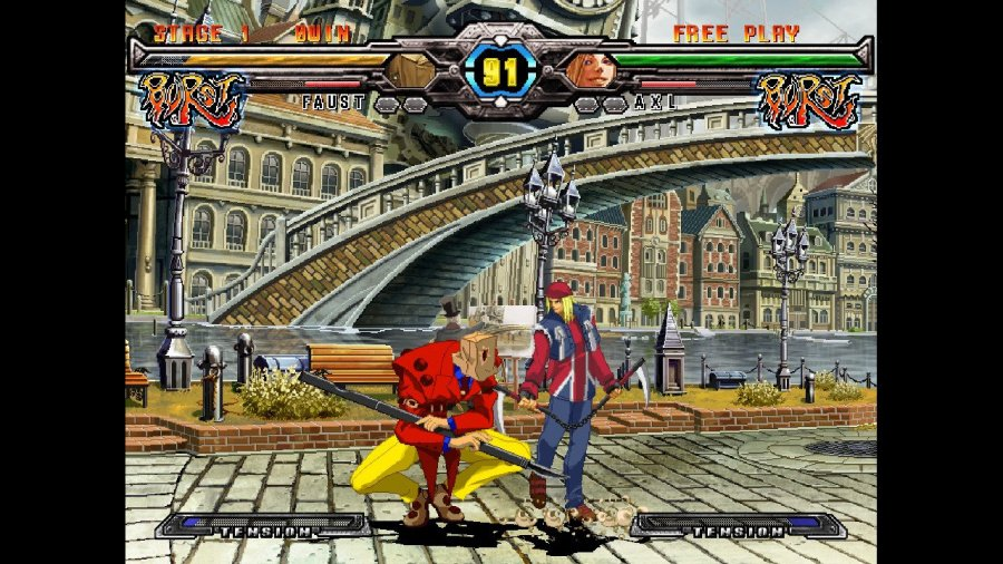 Guilty Gear 20th Anniversary Edition Review - Screenshot 2 of 6