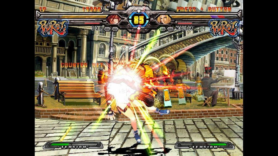 Guilty Gear 20th Anniversary Edition Review - Screenshot 1 of 5