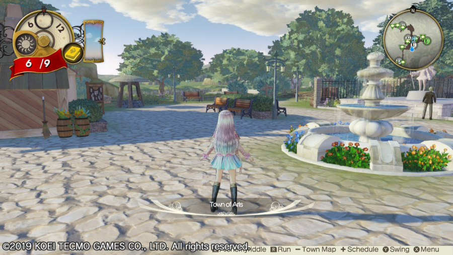 Atelier Lulua: The Scion of Arland Review - Screenshot 2 of 6