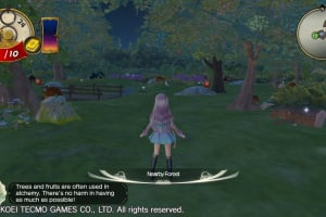 Atelier Lulua: The Scion of Arland Screenshot