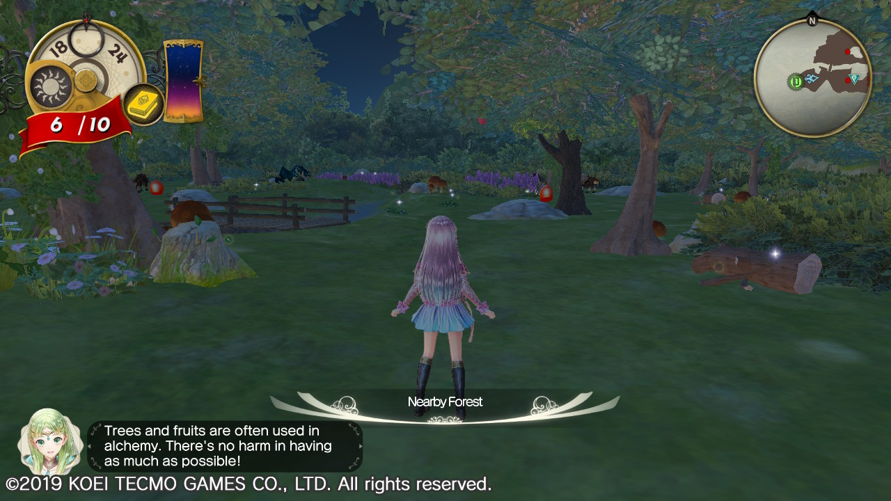 Atelier Lulua: The Scion of Arland Review (Switch