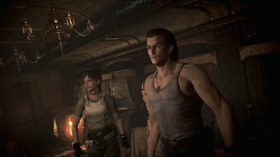 Resident Evil Origins Collection Review - Screenshot 1 of 7