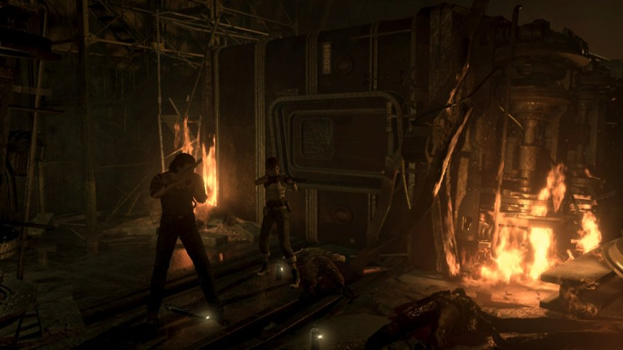 Resident Evil Origins Collection Review - Screenshot 5 of 7