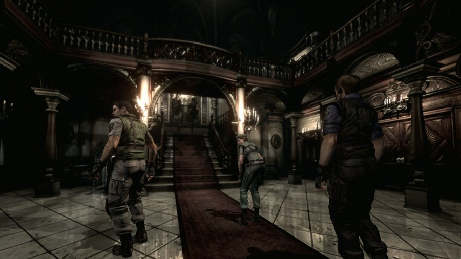 Resident Evil Origins Collection Review - Screenshot 2 of 7