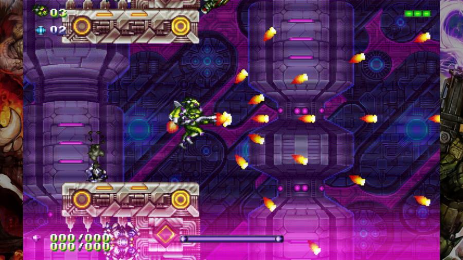 Gunlord X Review - Screenshot 3 of 4