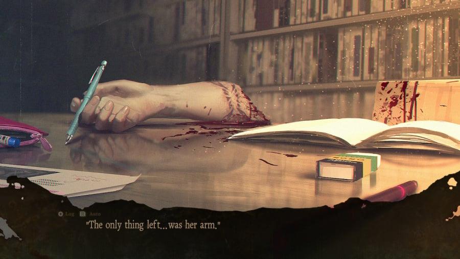 Death Mark Review - Screenshot 8 of 8