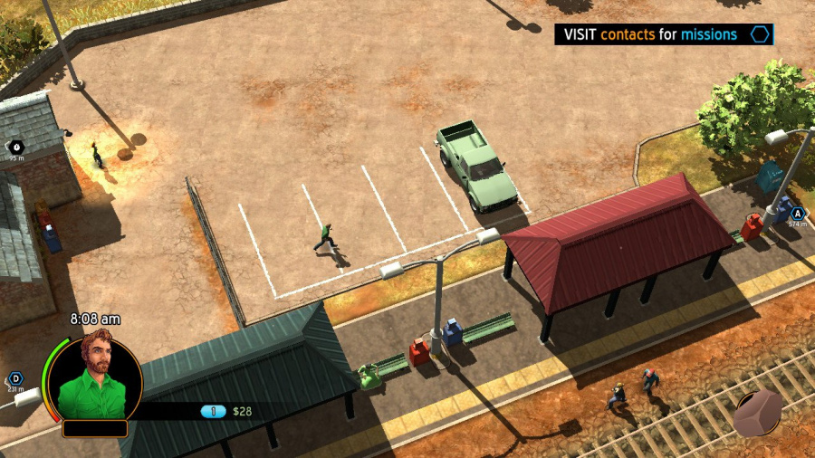 American Fugitive Review - Screenshot 3 of 6