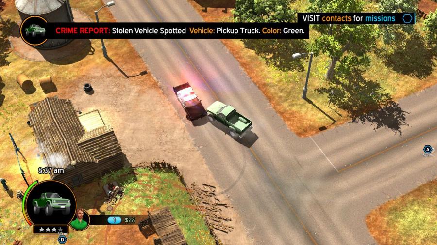 American Fugitive Review - Screenshot 1 of 6