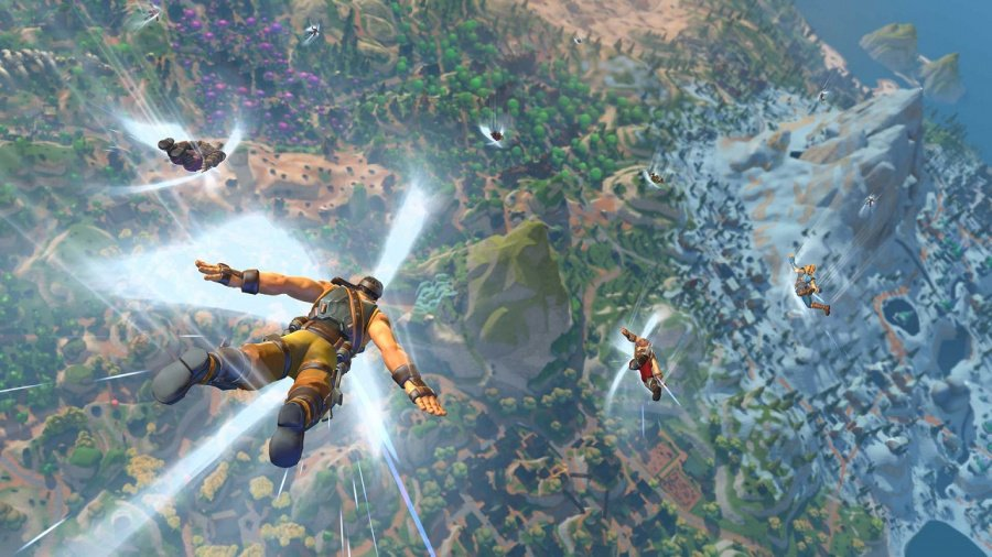 Realm Royale Review - Screenshot 1 of 5