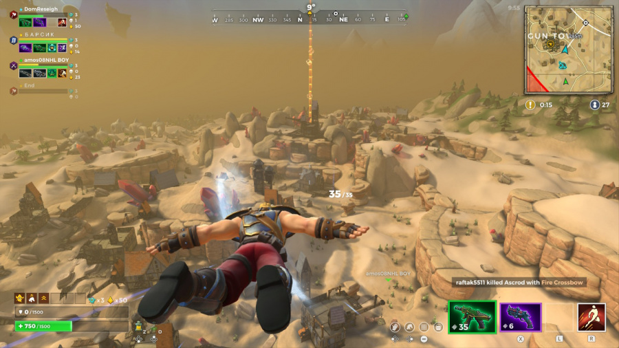 Realm Royale Review - Screenshot 4 of 5