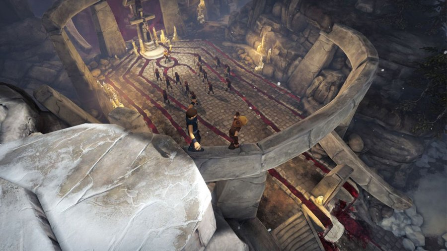 Brothers: A Tale of Two Sons Review - Screenshot 3 of 4