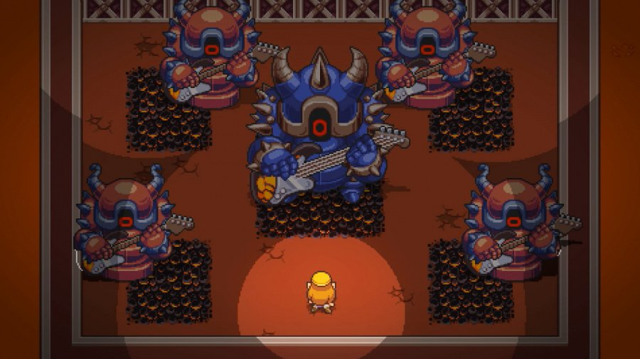 Cadence of Hyrule: Crypt of the NecroDancer Featuring The Legend of Zelda Review - Screenshot 5 of 7
