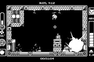 Gato Roboto Screenshot