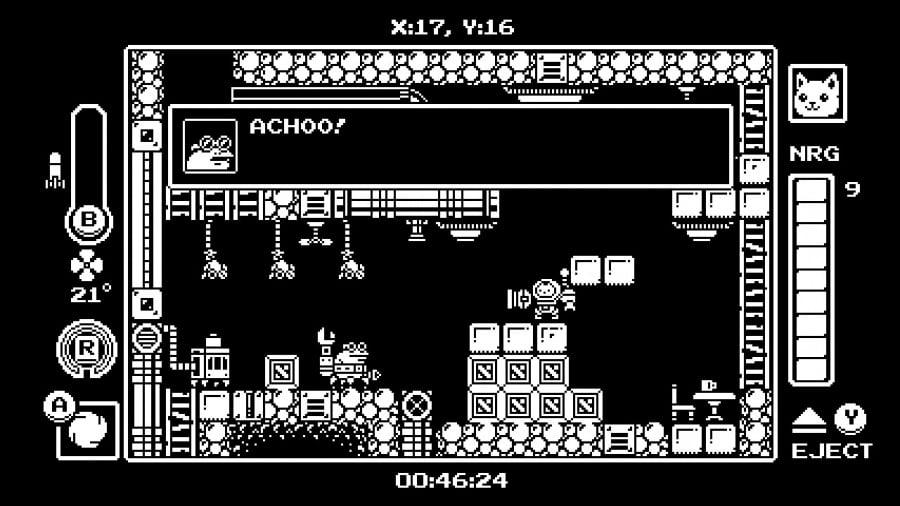 Gato Roboto Review - Screenshot 3 of 4