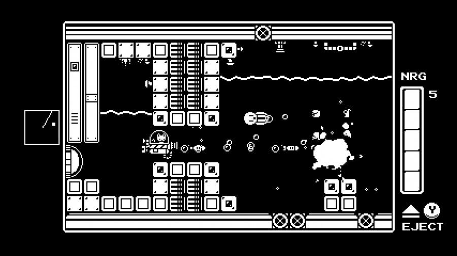 Gato Roboto Review - Screenshot 1 of 4
