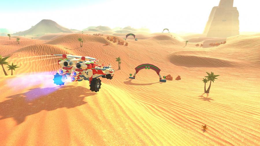 TerraTech Review - Screenshot 1 of 6