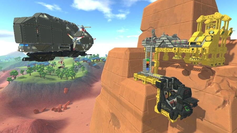 TerraTech Review - Screenshot 5 of 6