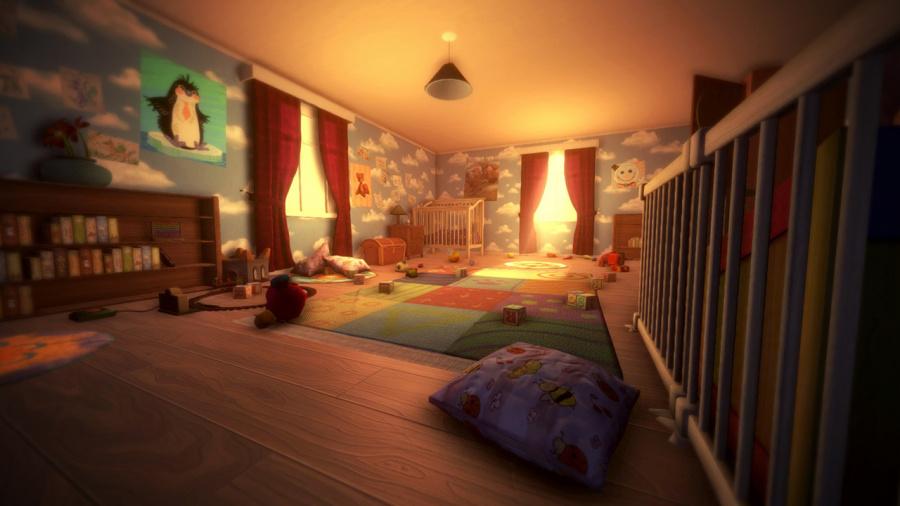 Among the Sleep: Enhanced Edition Review - Screenshot 1 of 3
