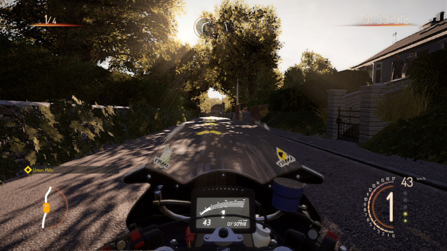 TT Isle of Man Review - Screenshot 2 of 4