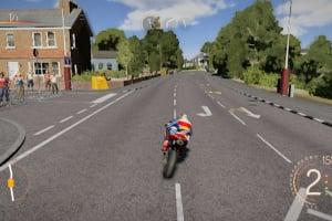 TT Isle of Man Screenshot