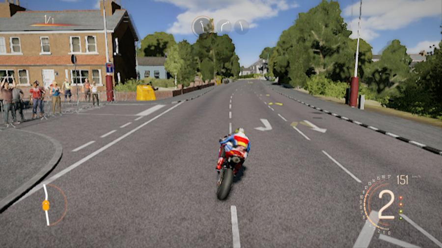 TT Isle of Man Review - Screenshot 1 of 4