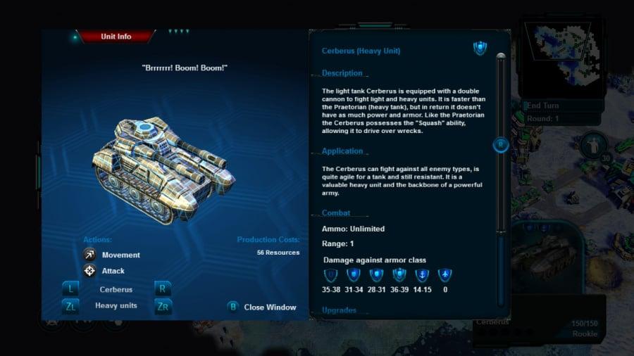 Battle Worlds: Kronos Review - Screenshot 5 of 5