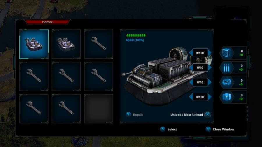 Battle Worlds: Kronos Review - Screenshot 1 of 5