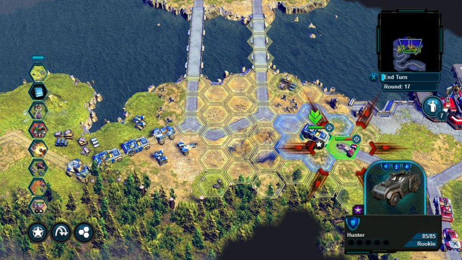 Battle Worlds: Kronos Review - Screenshot 2 of 5