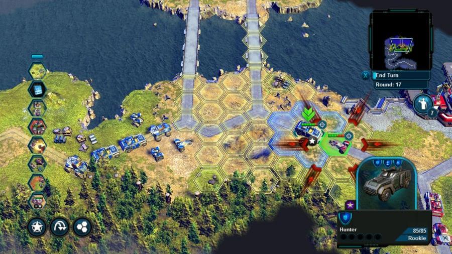 Battle Worlds: Kronos Review - Screenshot 4 of 5