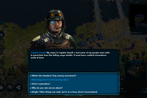 Battle Worlds: Kronos Screenshot