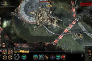 Golem Gates Screenshot